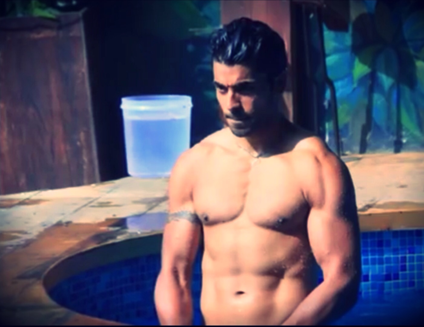gulati shirtless