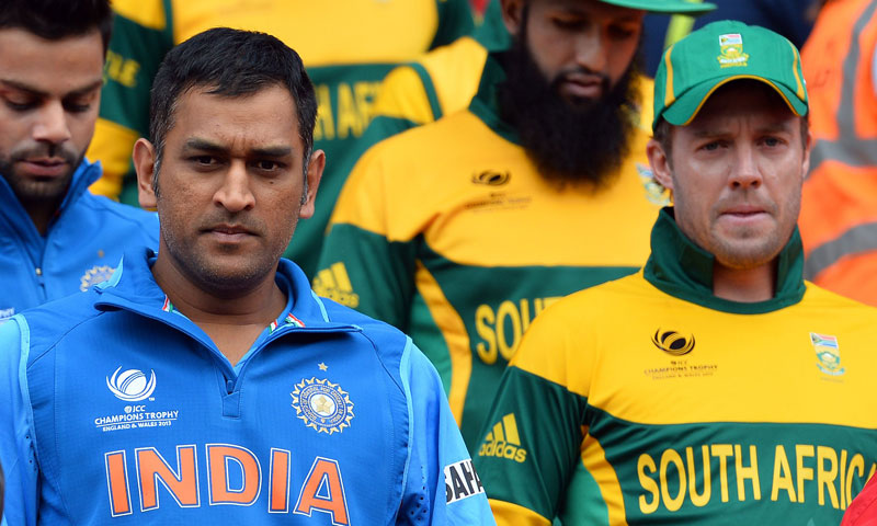 India face South Africa for the fourth time in World CupsIndia face South Africa for the fourth time in World Cups