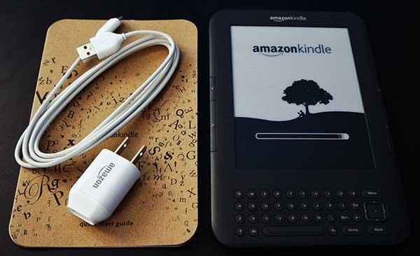 Kindle - Long battery life