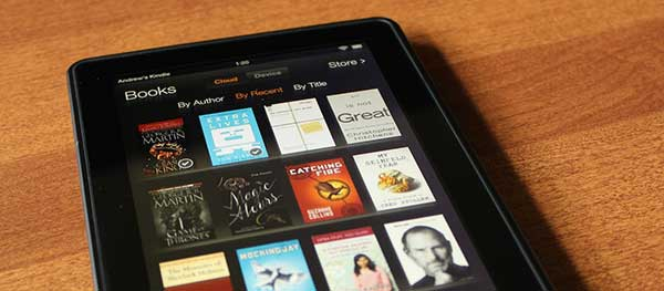 Kindle Amazon library