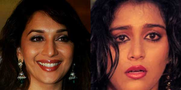 Madhuri Dixit and look alike Farheen