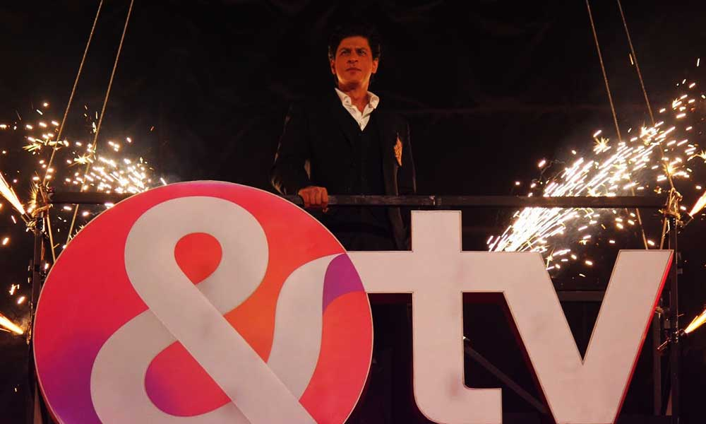 ShahRukh Khan launches new television channel