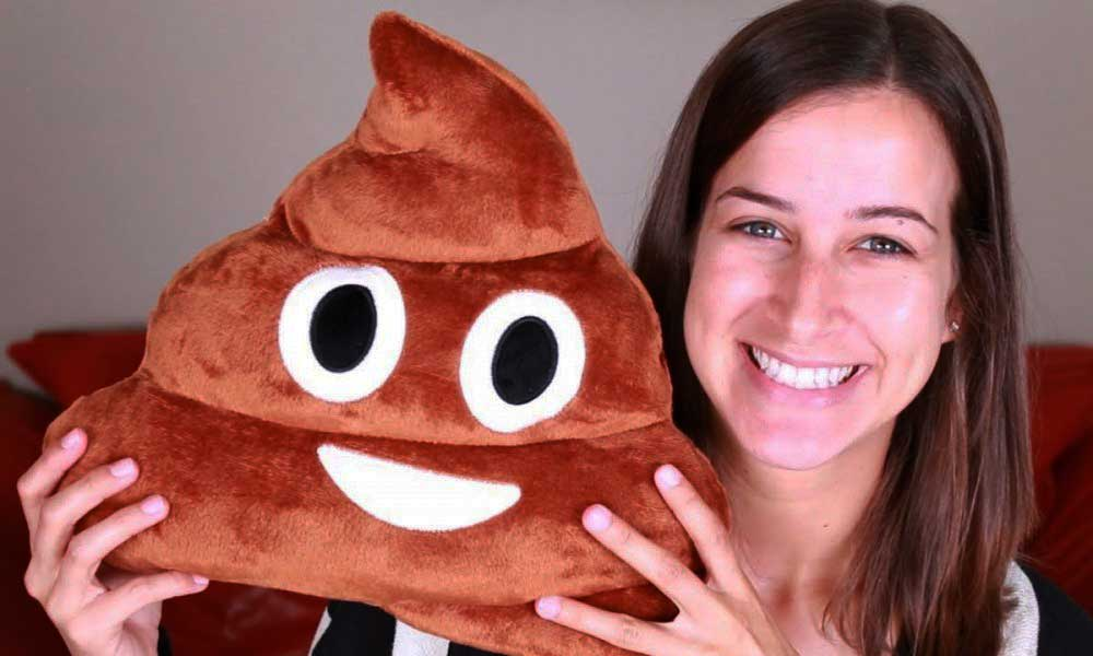 Poop can save life