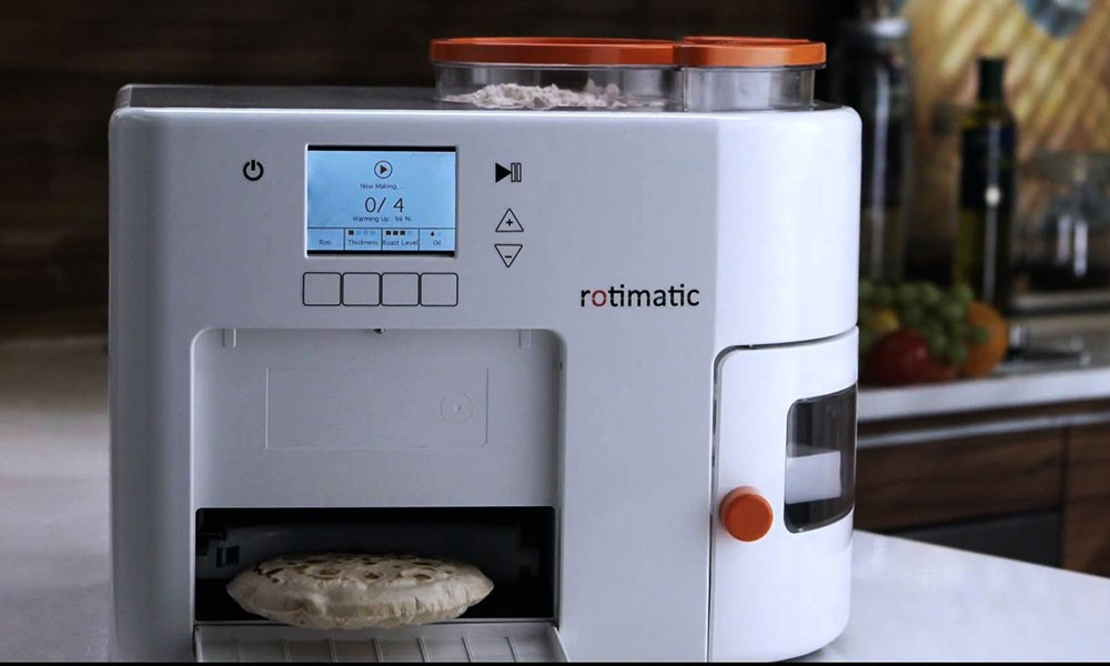 automatic roti maker machine for home