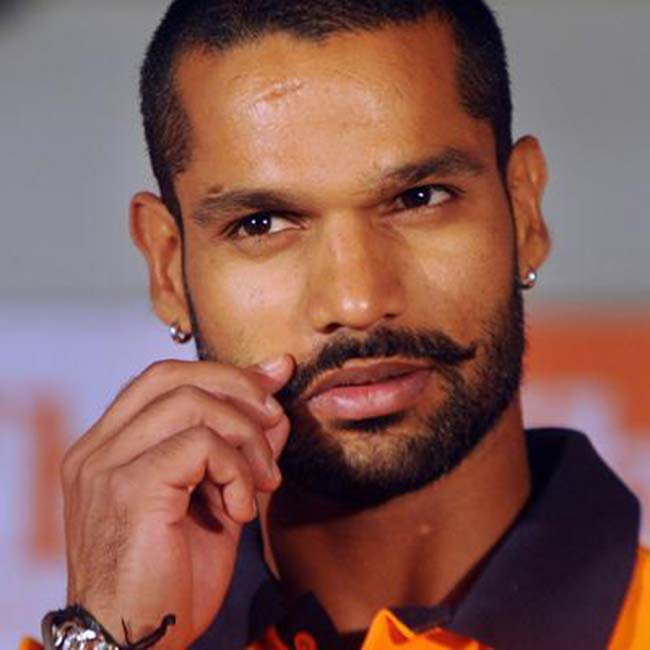 Dhawan Twirls his MOOCH