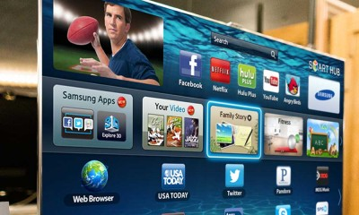 Smart TV by Samsung