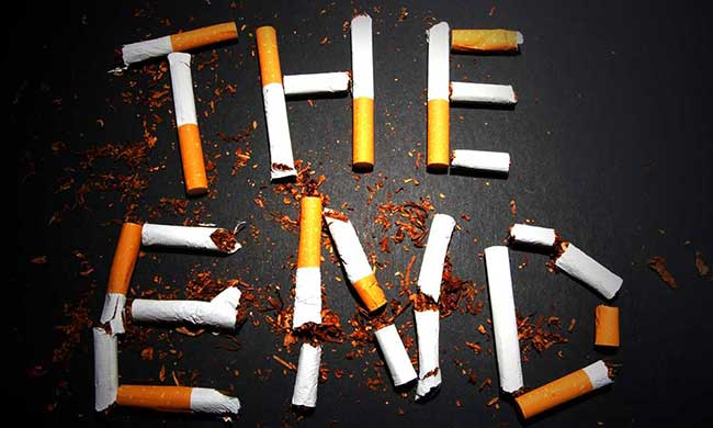 Smoking is death