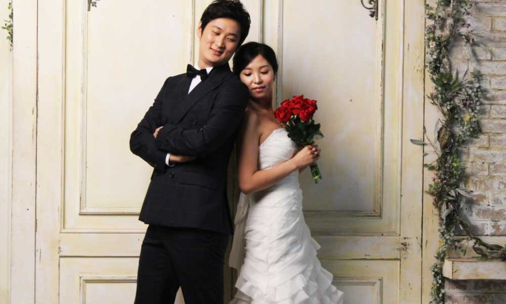 South Korea wedding