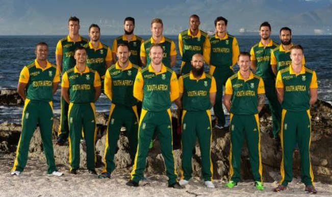 South Africa would like to keep their unbeaten record against India