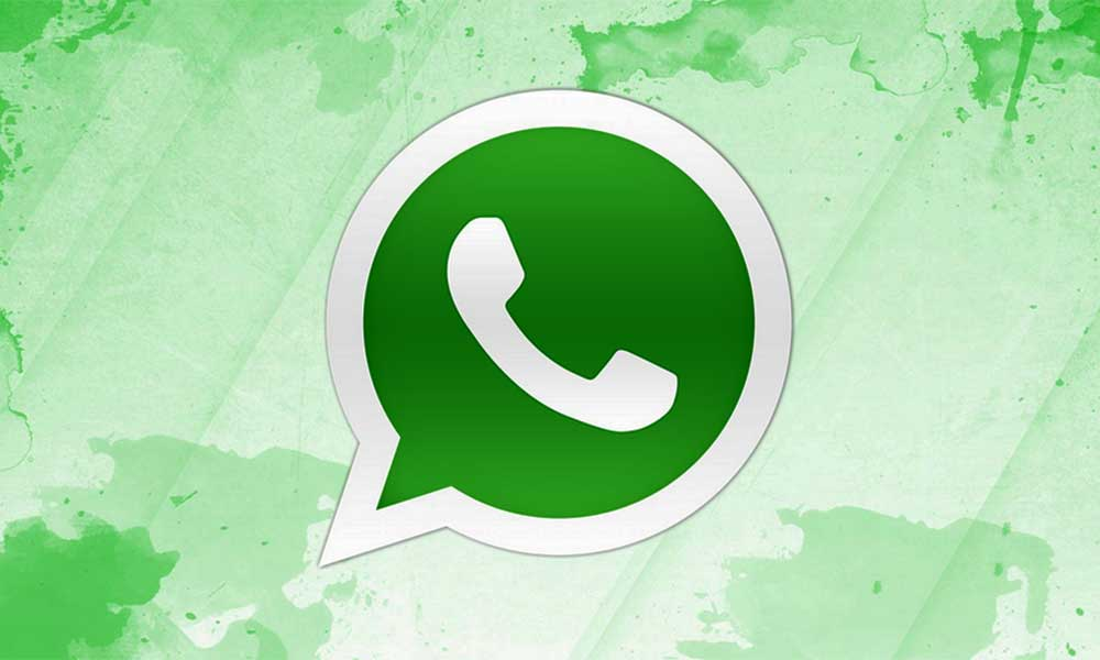 Voice call coming on whats app