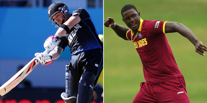 New Zealand will face West Indies at Wellington tomorrow