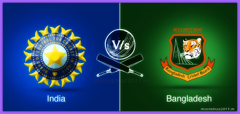India face Bangladesh in the quarter-finals tomorrow at MCG