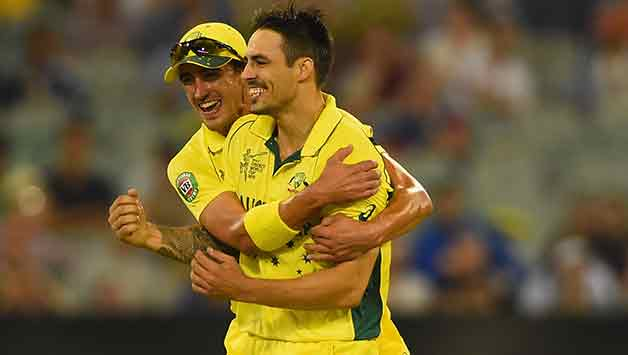 Mitchell Johnson and Mitchell Starc will be key players for Australia