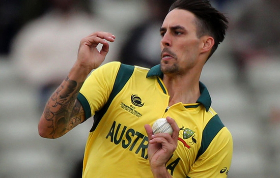 Mitchell Johnson said he would take up sledging against Indian players