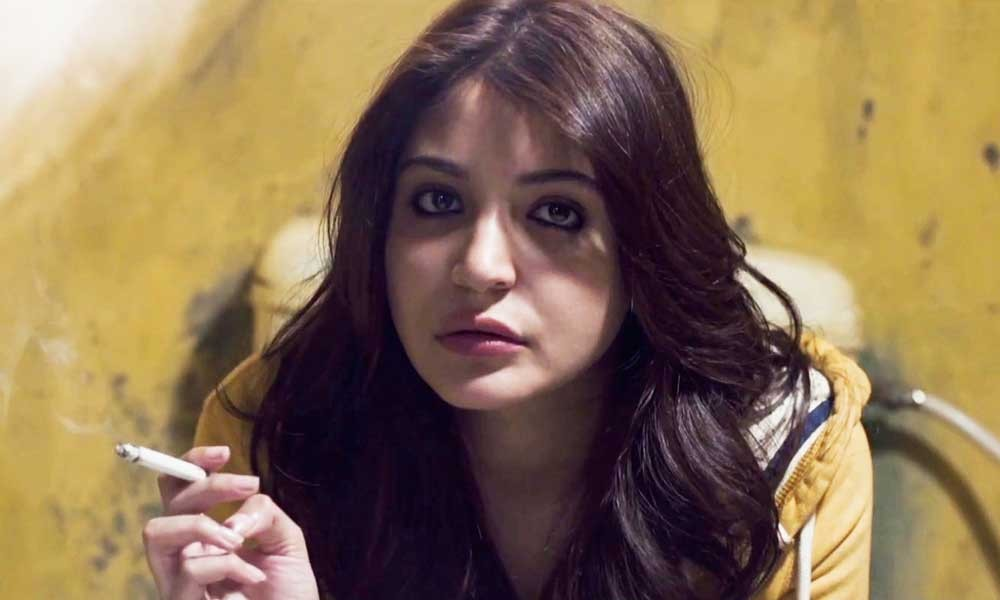 Image result for Anushka Sharma  smoking
