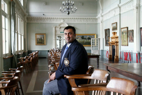 Anirudh Chaudhary elected as the BCCI treasurer