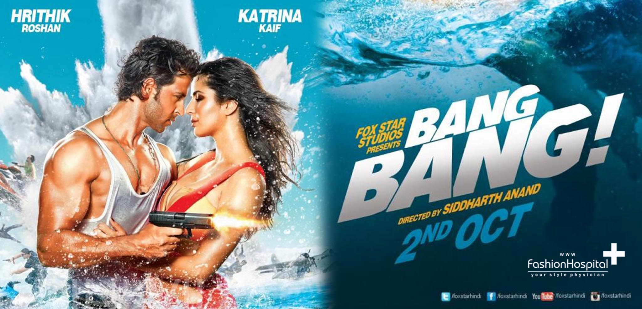 Bang Bang! starring Hrithik Roshan and Katrina Kaif entered the 100 crore club, too