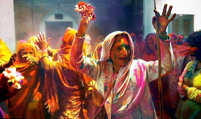 Vrindavan - the city of widows