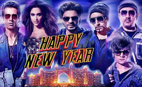 Shah Rukh Khan's Happy New Year made 383 crores