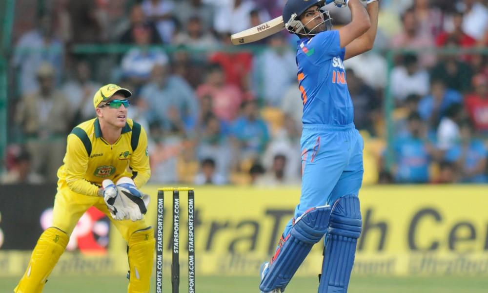 india vs aistralia