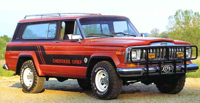 Jeep Chief