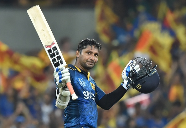 Kumar Sangakkara became the first player to score four consecutive ODI centuries