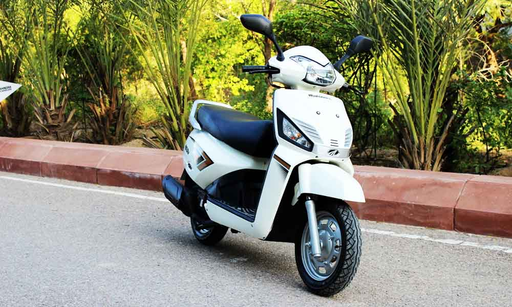 Mahindra Two Wheelers online