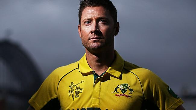 Michael Clarke will retire after the World Cup