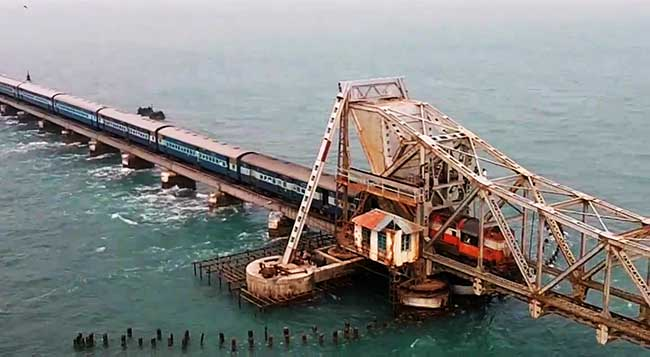 Pamban Bridge