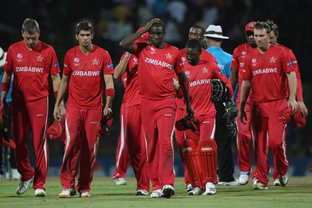 Zimbabwe has only won one match out of five