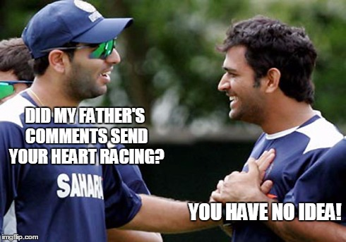 Yuvraj Singh and MS Dhoni will face off in the IPL match tonight