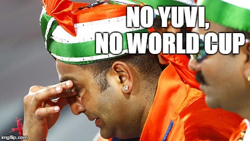 Fans were definitely disappointed at Yuvraj's exclusion