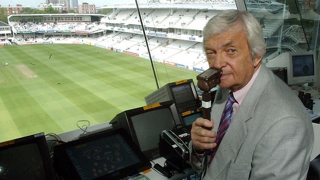 Former Australian cricketer and captain Richie Benaud died at the age of 84