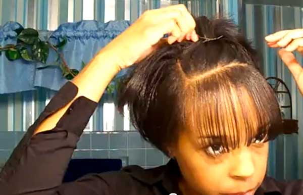 how-to-manage-short-relaxed-hair