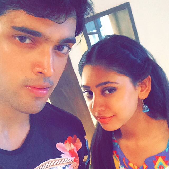 niti taylor and parth samthaan dubsmash relationship