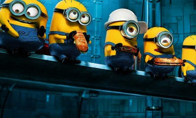 Minion-Wallpaper