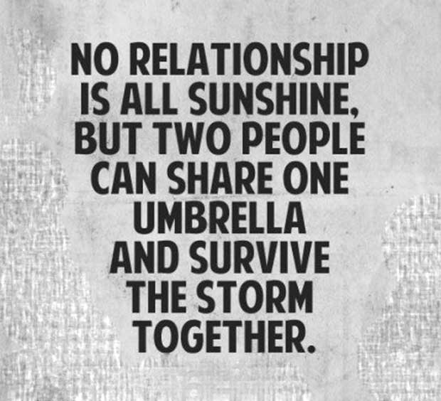 relationship going through hard times quotes love