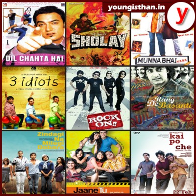 Which is your favorite bollywood movie on friendship