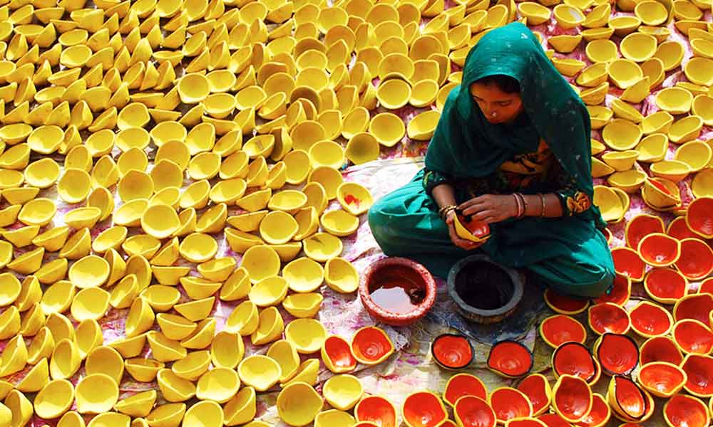preparation-made-for-diwali
