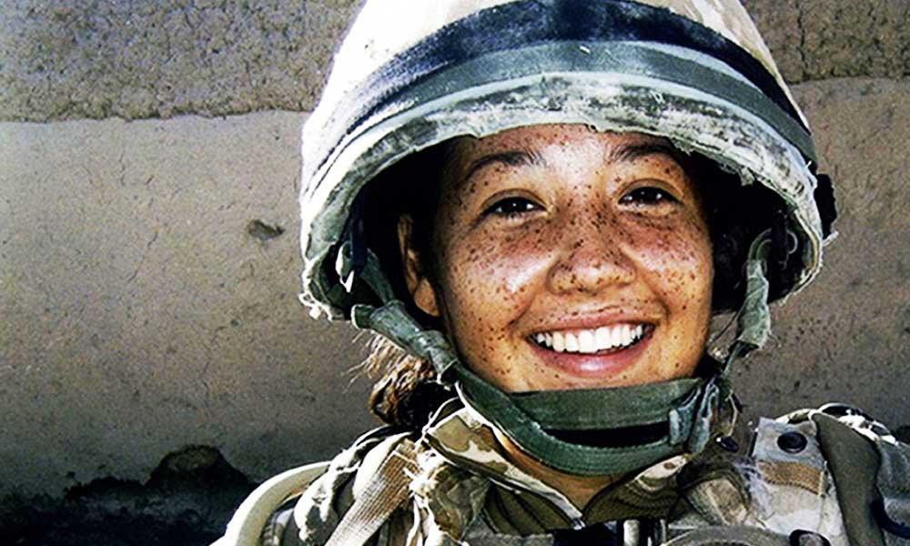 women in british army