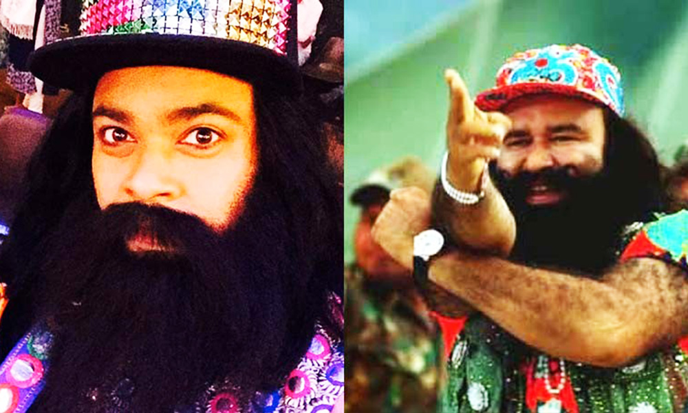 the-video-on-gurmeet-ram-rahim-singh-that-got-kiku-sharda-arrested-featured