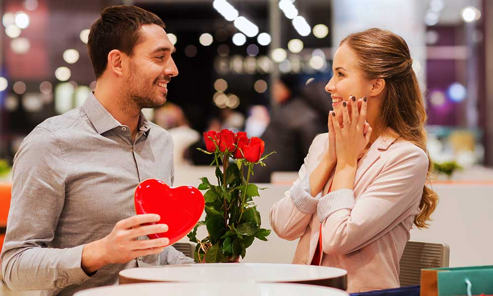 Valentines day gifts dating