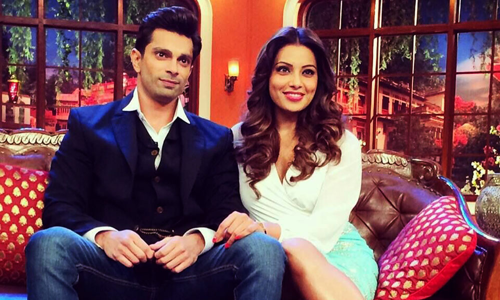 Bipasha Basu and Karan Singh Grover