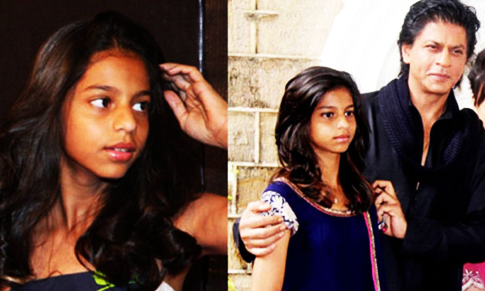 Photos Of Suhana Khan