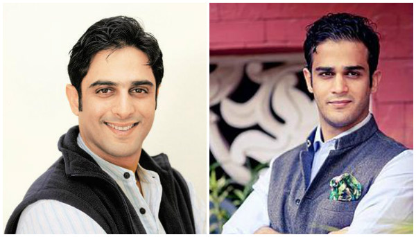 … Kalikesh singh deo and his brother Arkesh Singh Deo