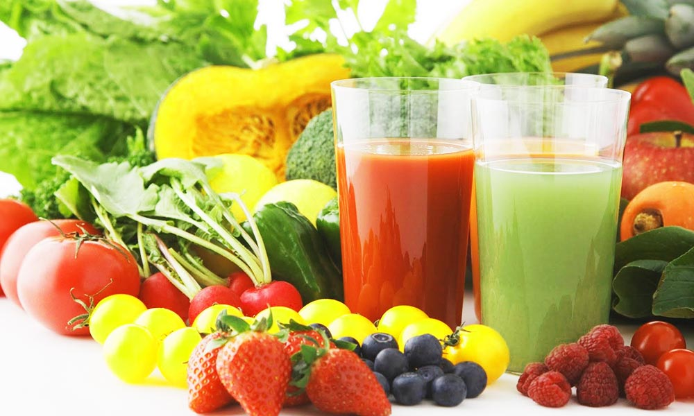 Healthy Vegetable Juices
