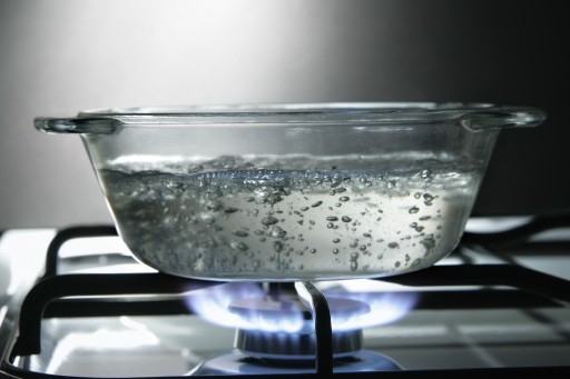 water-boiling