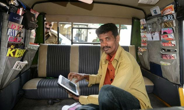 Annadurai An Awesome Autowala of Madras India