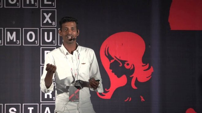 Ted talks Anna Dhurai