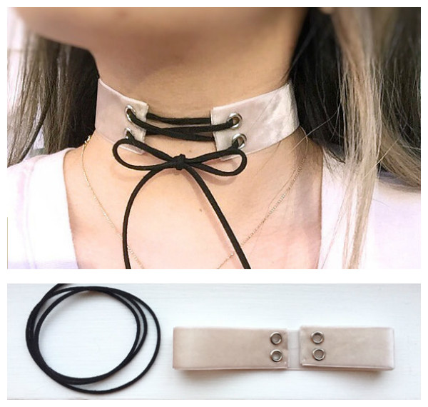 Choker Necklace 1